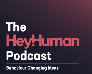 The HeyHuman Podcast ep.3: Carl Jones, Creative Director & Senior Lecturer at the University of Westminste‪r