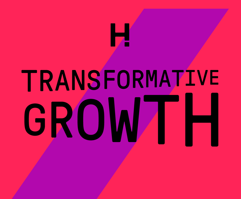 Transformative Growth breakfast in May