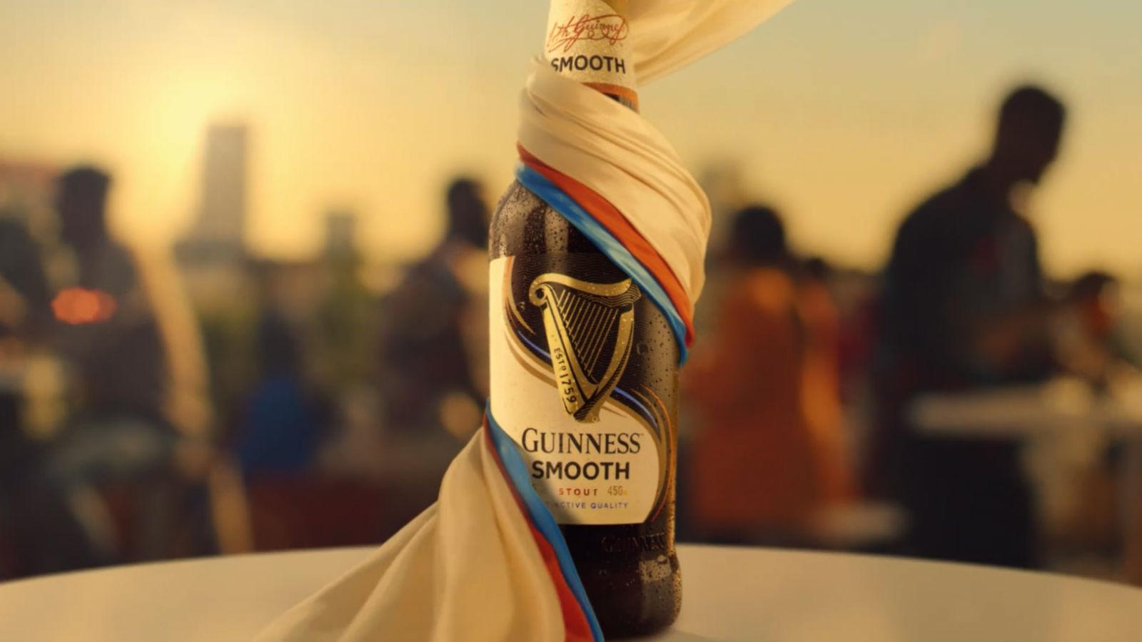 HeyHuman launches Diageo's Guinness Smooth across Africa